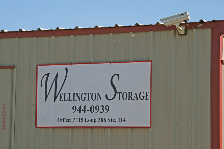 Wellington Self Storage San Angelo Self Storage