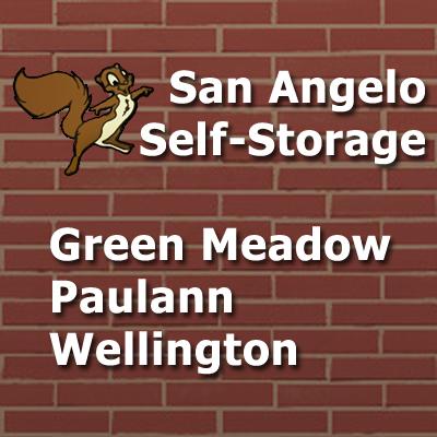 San Angelo Self Storage Monthly Storage Rates San